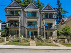 Main Photo: 1 1456 EVERALL STREET: White Rock Townhouse for sale (South Surrey White Rock)  : MLS®# F1449892
