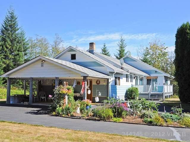 Main Photo: 7682 Island N Hwy: House for sale : MLS®# 344345