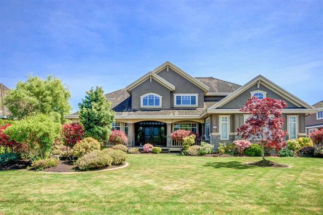 Main Photo: 3280 164 Street in surrey: Morgan Creek House for sale (South Surrey White Rock)  : MLS®# R2064788