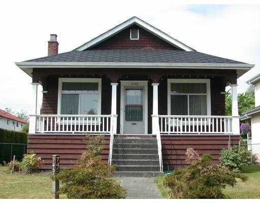 Main Photo: 7455 ASHBURN PL in Vancouver: Fraserview VE House for sale (Vancouver East)  : MLS®# V551482