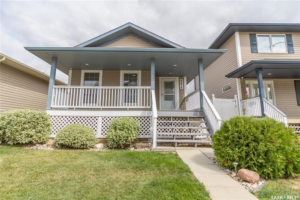 Main Photo: 4474 Nicurity Drive in Regina: Lakeridge RG Residential for sale : MLS®# SK744299