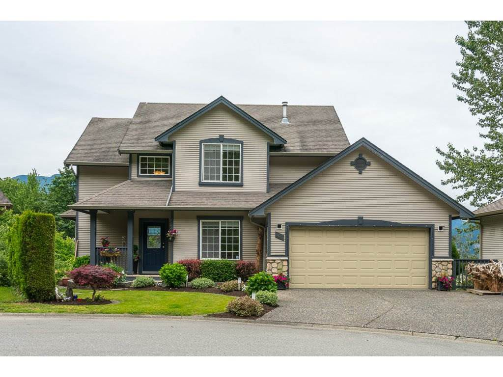 Main Photo: 103 43995 CHILLIWACK MOUNTAIN ROAD in : Chilliwack Mountain House for sale : MLS®# R2180932