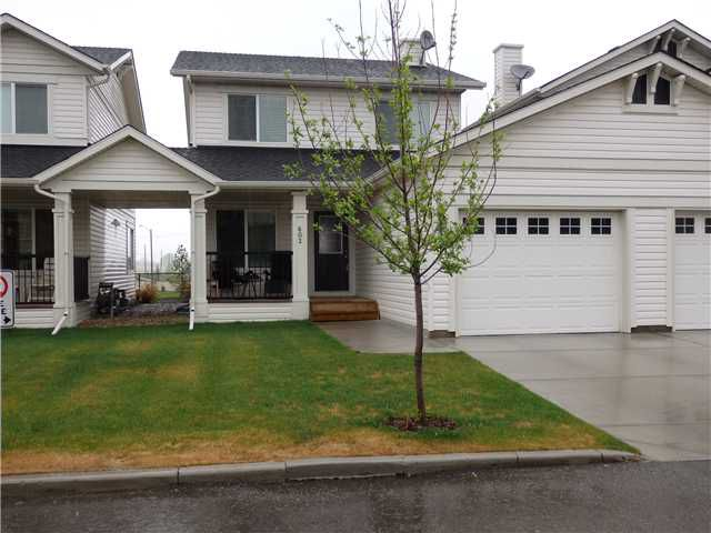 Main Photo: 602 2384 SAGEWOOD Gate SW: Airdrie Townhouse for sale : MLS®# C3569956