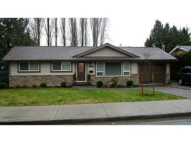 Main Photo: 12316 227 Street in Maple Ridge: House for sale : MLS®# V1052111