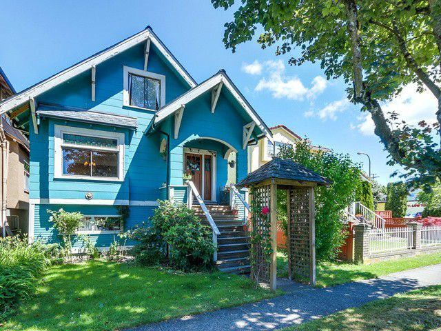 """Main Photo: 625 E 45TH Avenue in Vancouver: Fraser VE House for sale in """"South Hill"""" (Vancouver East)  : MLS®# V1073304"""