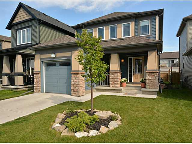 Main Photo: 760 WINDRIDGE Road SW in : Airdrie Residential Detached Single Family for sale : MLS®# C3632767