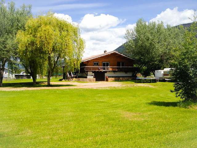 Main Photo: 4086 Dixon Creek Road: Barriere House with Acreage for sale (North East)  : MLS®# 126556