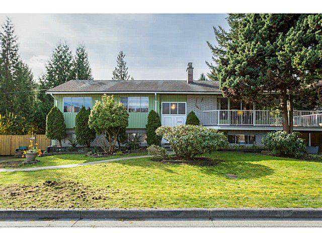Main Photo: 2508 PATRICIA AV. in Port Coquitlam: Woodland Acres PQ House for sale : MLS®# V1111287