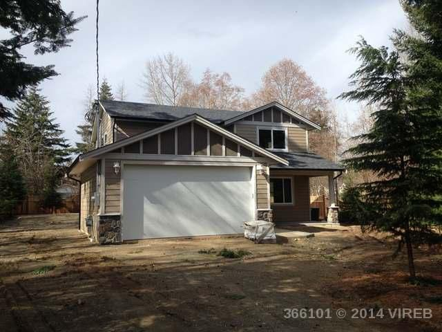 Main Photo: Lot 8 Crawford Road in Campbell River: House for sale : MLS®# 366101