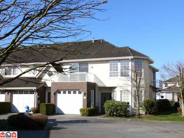 """Main Photo: 47 31450 SPUR Avenue in Abbotsford: Abbotsford West Townhouse for sale in """"LAKEPOINTE VILLAS"""" : MLS®# F1207113"""