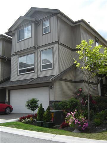 Main Photo: 37 3127 SKEENA Street in Port Coquitlam: Riverwood Home for sale ()  : MLS®# V659511