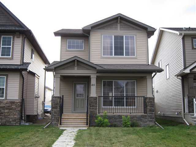 Main Photo: 46 PANORA Street NW in : Panorama Hills Residential Detached Single Family for sale (Calgary)  : MLS®# C3580243
