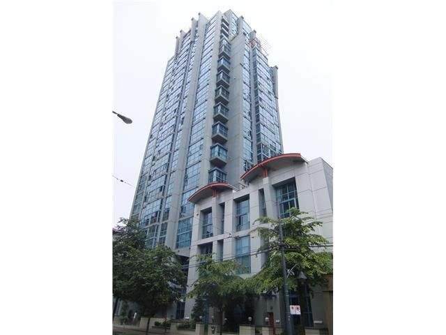 Main Photo: 1203-1238 Seymour Street in Vancouver: Downtown Condo for sale (Vancouver West)  : MLS®# V970162