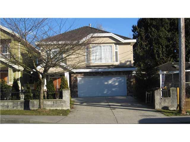 Main Photo: 7128 NELSON AV in Burnaby: Metrotown House for sale (Burnaby South)  : MLS®# V1045125