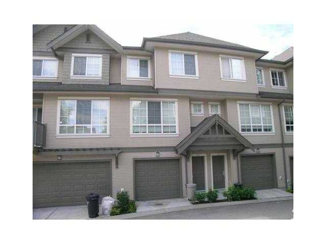 Main Photo: # 60 9088 HALSTON CT in Burnaby: Government Road Condo for sale (Burnaby North)  : MLS®# V1086003