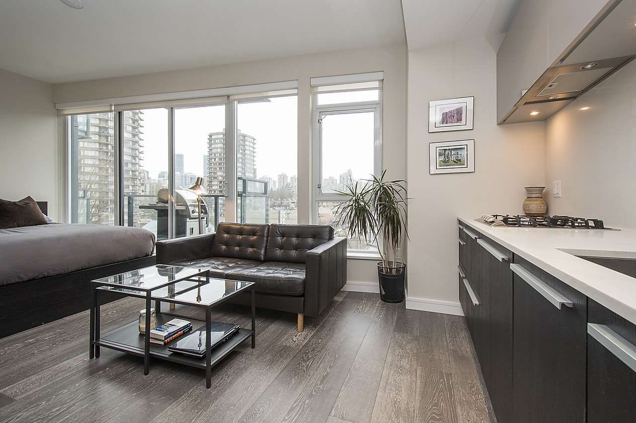 Main Photo: 704 1221 BIDWELL STREET in Vancouver: West End VW Condo for sale (Vancouver West)  : MLS®# R2139086