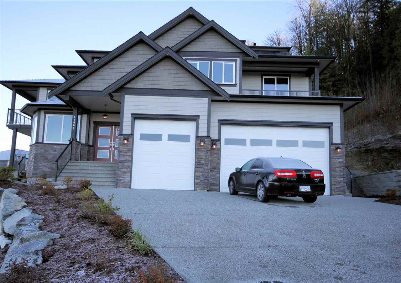 Main Photo: 11060 CARMICHAEL STREET in Maple Ridge: Thornhill MR House for sale : MLS®# R2264136