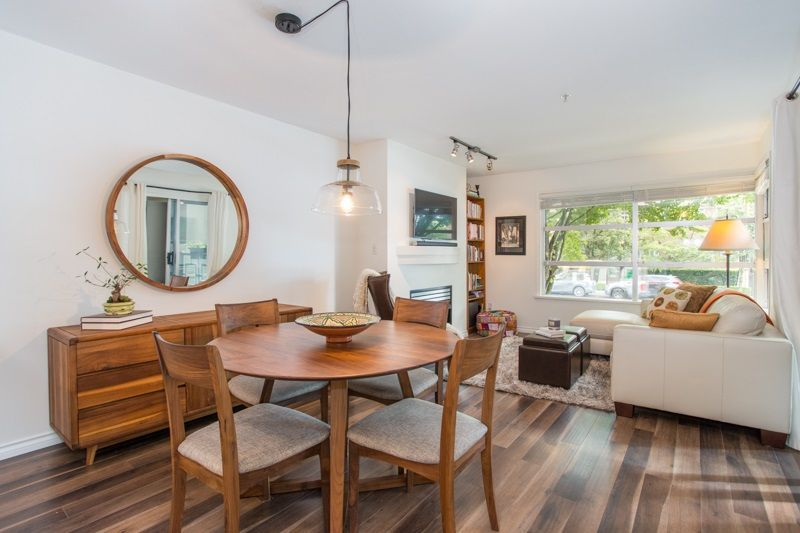 Main Photo: 208 3083 W 4TH AVENUE in Vancouver: Kitsilano Condo for sale (Vancouver West)  : MLS®# R2302336