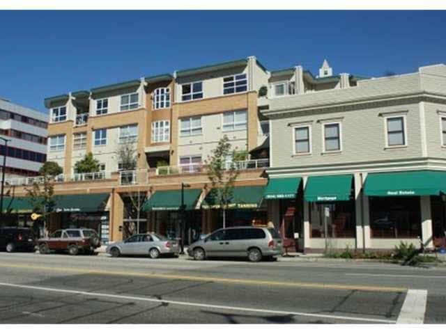 Main Photo: 207 108 W ESPLANADE AVENUE in : Lower Lonsdale Condo for sale : MLS®# V853153