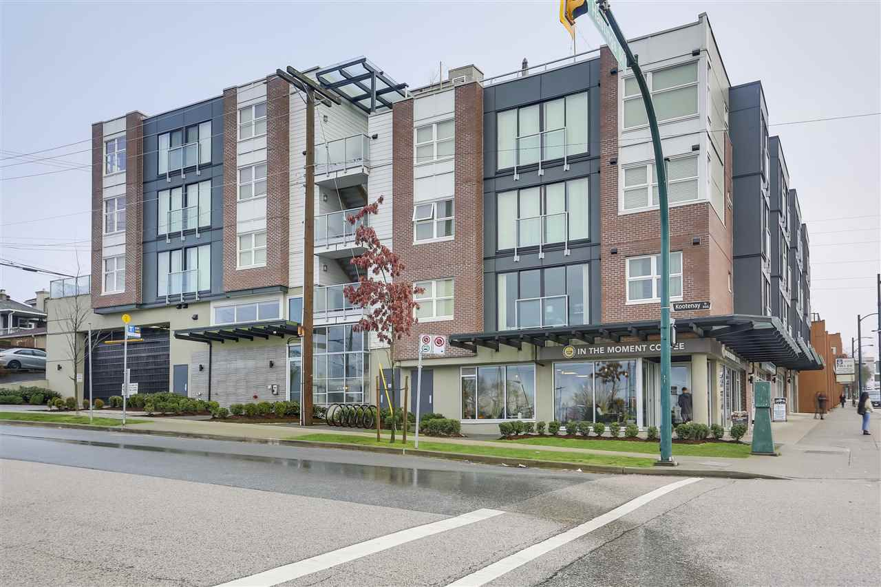 Main Photo: 509 388 Kootenay Street in Vancouver: Hastings East Condo for sale (Vancouver East)  : MLS®# R2336946