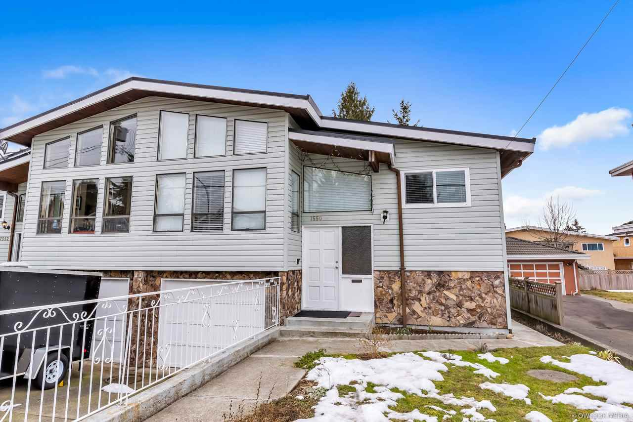 Main Photo: 7550 17TH AVENUE in Burnaby: Edmonds BE House 1/2 Duplex for sale (Burnaby East)  : MLS®# R2346014