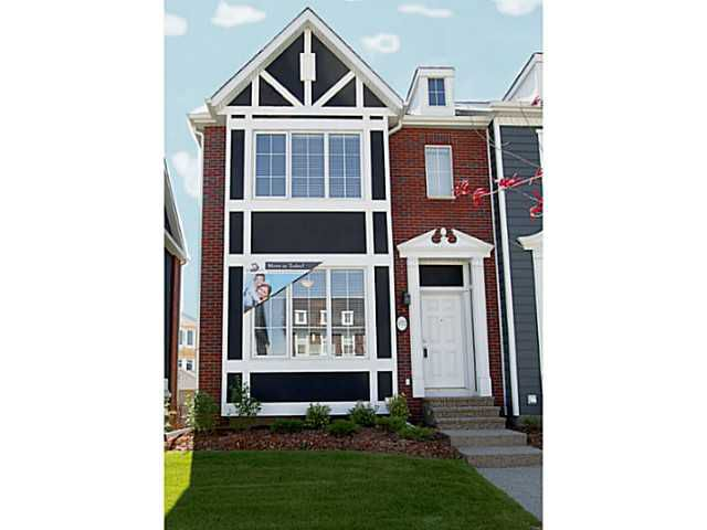 Stunning brick exterior on this end unit. Last one!!!