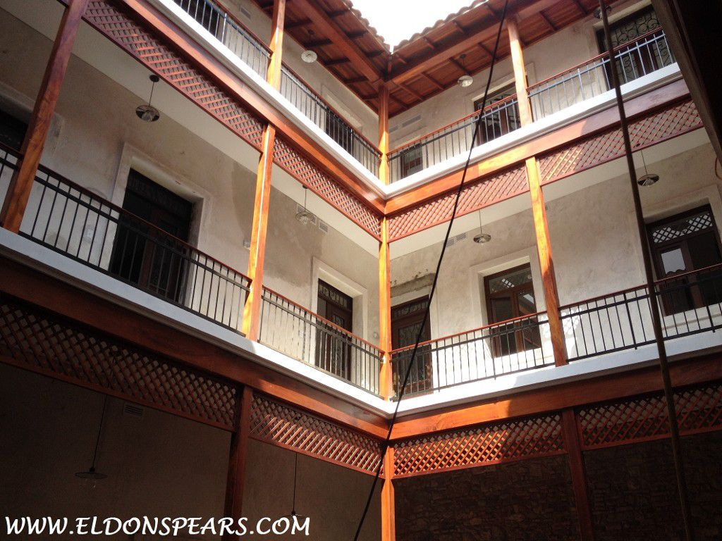 Casco Viejo Restoration