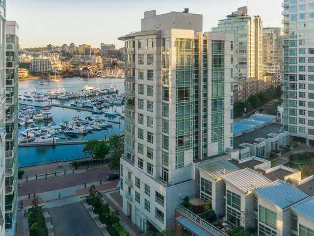 Main Photo: # 1503 193 AQUARIUS ME in Vancouver: Yaletown Condo for sale (Vancouver West)  : MLS®# V1098356
