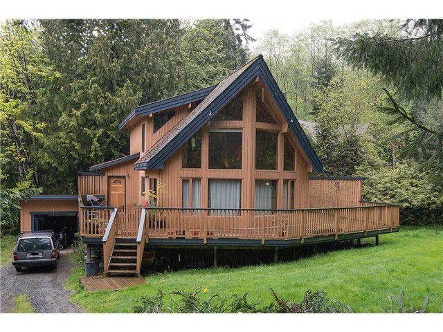 Main Photo: 1586 TUNSTALL BV: Bowen Island House for sale : MLS®# V1120729