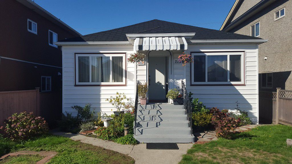 Main Photo: 7131 Fraser Street in : South Vancouver House for sale (Vancouver East)  : MLS®# V1133295