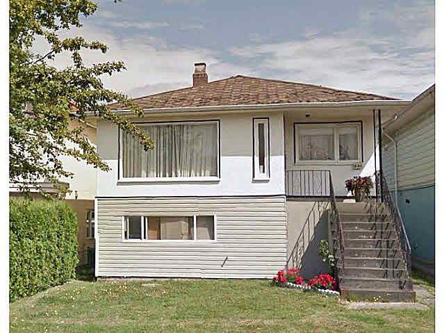 Main Photo: 3311 PARKER STREET in Vancouver: Renfrew VE House for sale (Vancouver East)  : MLS®# V1141910