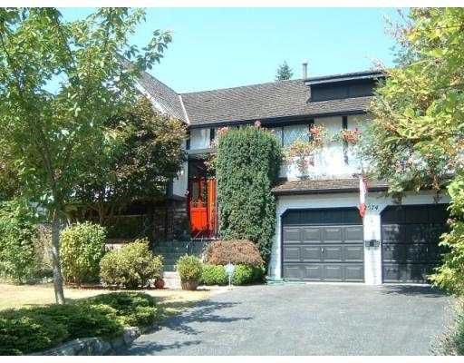 "Main Photo: 2574 SWINBURNE AV in North Vancouver: Blueridge NV House for sale in ""BLUERIDGE"" : MLS®# V551467"