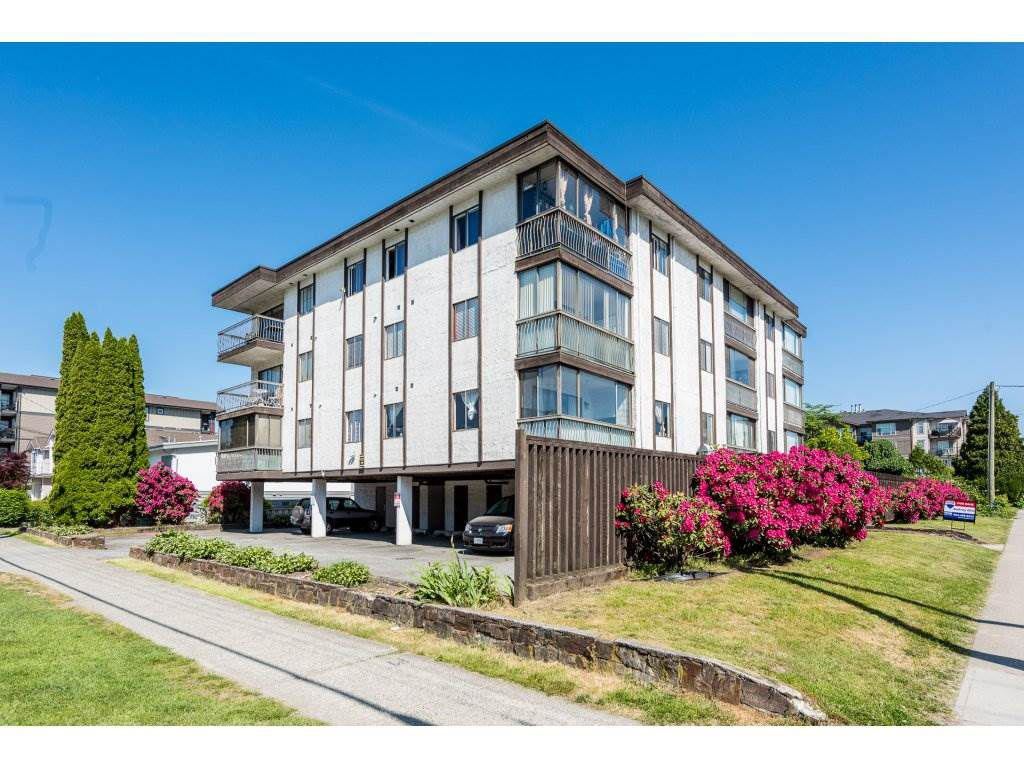 Main Photo: 103 2425 SHAUGHNESSY STREET in Port Coquitlam: Central Pt Coquitlam Condo for sale : MLS®# R2270238