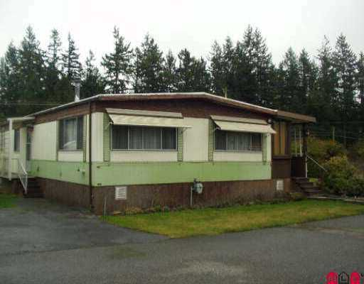 "Main Photo: D1 3031 200TH ST in Langley: Brookswood Langley Manufactured Home for sale in ""CEDAR CREEK"" : MLS®# F2604353"