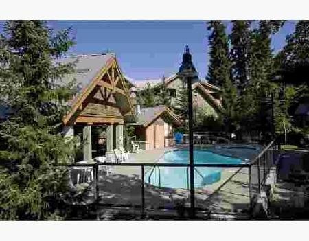 Main Photo: # 16 4388 NORTHLANDS BV in Whistler: House for sale : MLS®# V732675