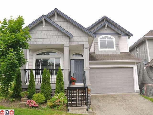 "Main Photo: 6105 150B Street in Surrey: Sullivan Station House for sale in ""Whispering Ridge"" : MLS®# F1215341"