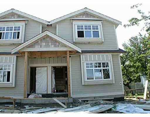 Main Photo: 220 E 16TH AV in : Main House 1/2 Duplex for sale : MLS®# V414904
