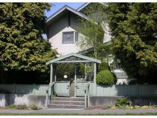 Main Photo: 1753 - 1757 W 11TH AV in : Fairview VW House for sale : MLS®# V820963
