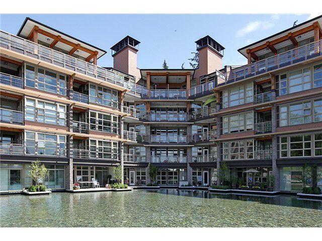 Main Photo: 109 3606 ALDERCREST Drive in North Vancouver: Roche Point Condo for sale : MLS®# V1020288