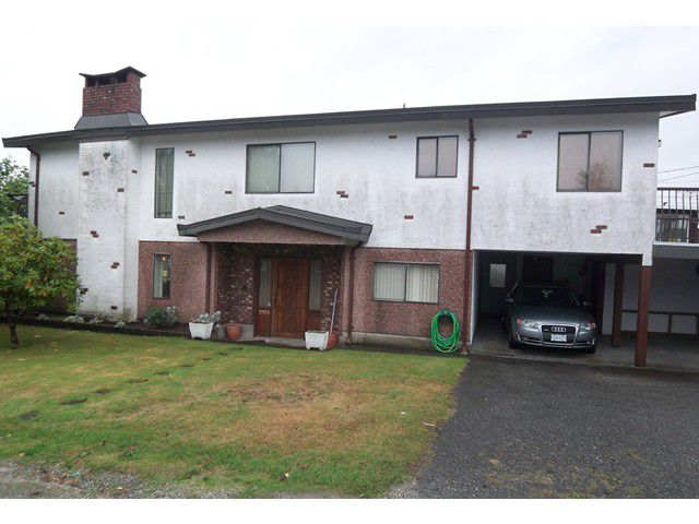 Main Photo: 7975 Sophia Street in Vancouver: South Vancouver House for sale (Vancouver East)  : MLS®# V912712
