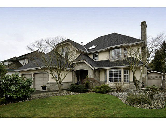 Main Photo: 14870 24A AV in Surrey: Sunnyside Park Surrey House for sale (South Surrey White Rock)  : MLS®# F1404450