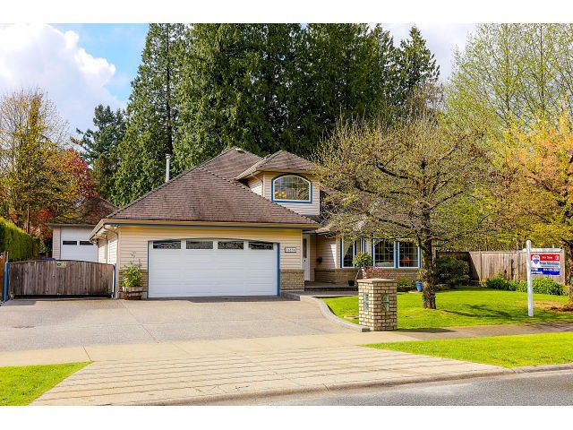 Main Photo: 14256 GLADSTONE DR in Surrey: Bolivar Heights House for sale (North Surrey)  : MLS®# F1442599