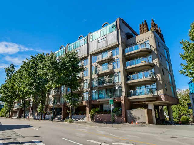 Main Photo: 431 1515 W 2ND AVENUE in Vancouver: False Creek Condo for sale (Vancouver West)  : MLS®# V1140871