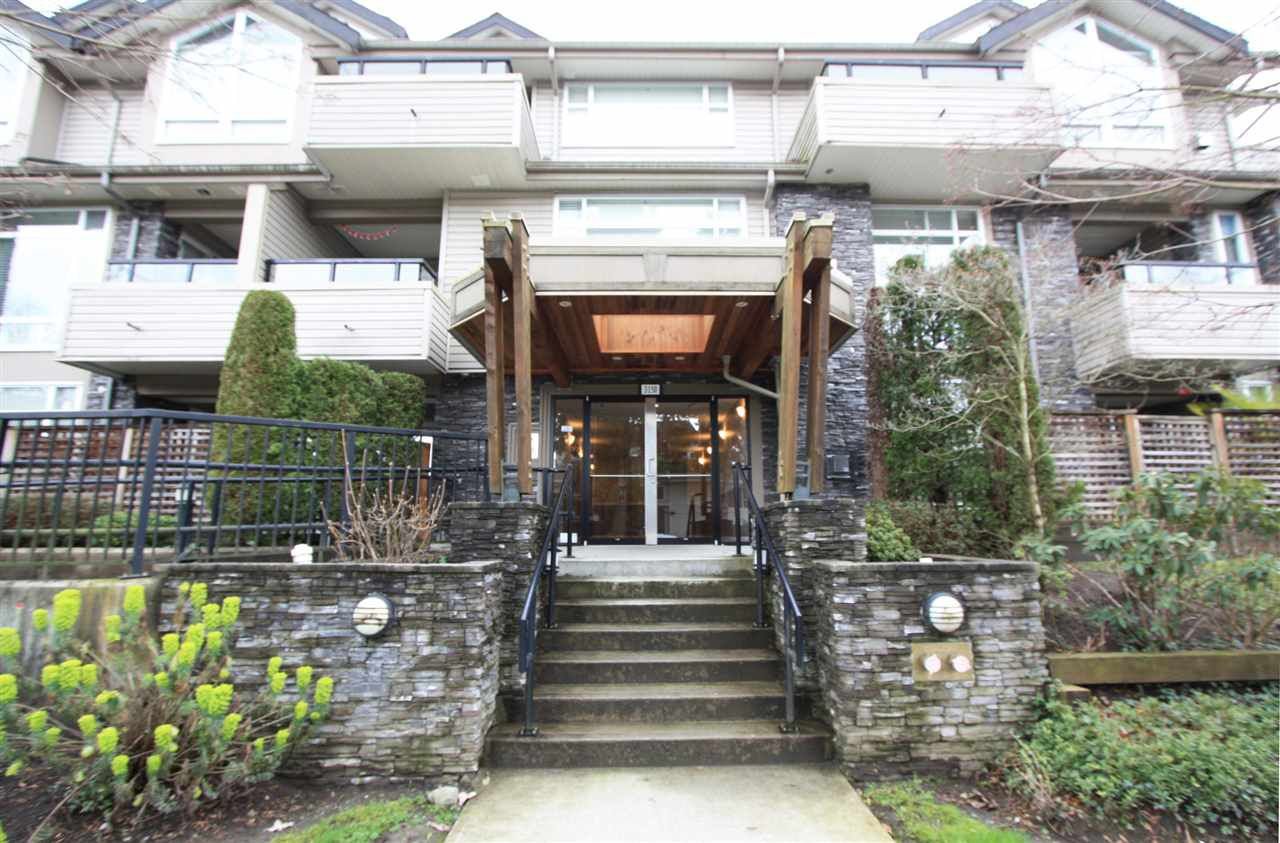 Main Photo: 105 3150 VINCENT STREET in Port Coquitlam: Glenwood PQ Condo for sale : MLS®# R2154370