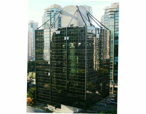 """Main Photo: 1333 W GEORGIA Street in Vancouver: Coal Harbour Condo for sale in """"THE QUBE"""" (Vancouver West)  : MLS®# V626760"""