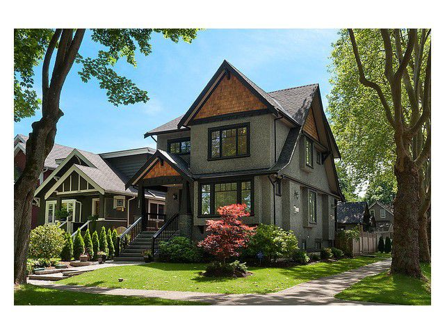 Main Photo: 2890 W 13TH Avenue in Vancouver: Kitsilano House for sale (Vancouver West)  : MLS®# V985800