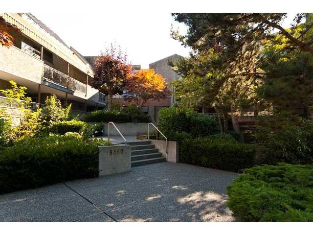"Main Photo: 213 8460 ACKROYD Road in Richmond: Brighouse Condo for sale in ""ARBORETUM"" : MLS®# V987195"