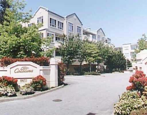 """Main Photo: 123 8655 JONES Road in Richmond: Brighouse South Condo for sale in """"CATALINA"""" : MLS®# V545598"""