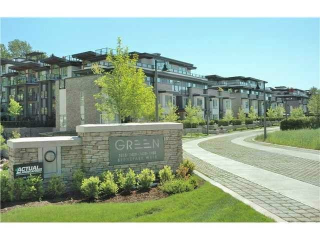 "Main Photo: 502 7478 BYRNEPARK Walk in Burnaby: South Slope Condo for sale in ""GREEN"" (Burnaby South)  : MLS®# V1075631"