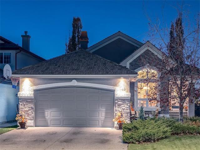 Main Photo: 49 MT ALBERTA VW SE in Calgary: McKenzie Lake House for sale : MLS®# C4036253